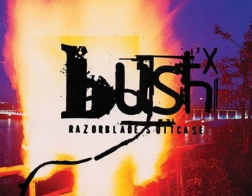 Bush-Razorblade Suitcase