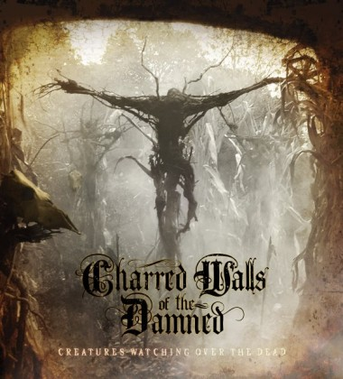 Charred Walls Of The Damned 2016 Artwork