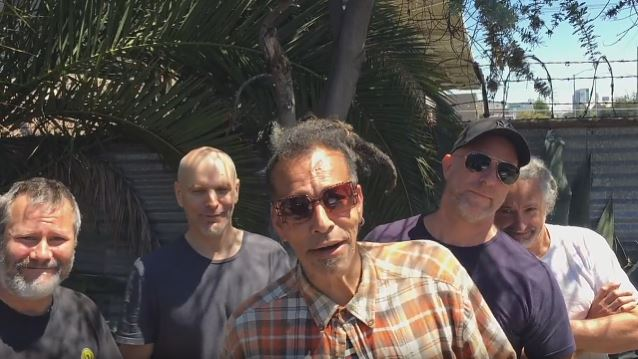Faith No More - Chuck Mosley 2016