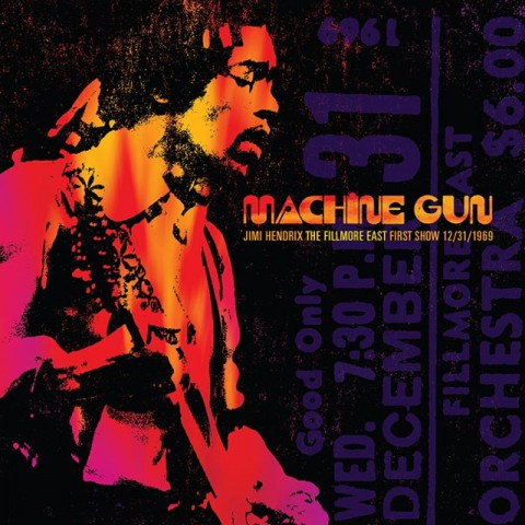 Jimi Hendrix - Machine Gun_The Fillmore East First Show 12 31 69