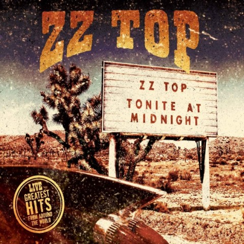ZZ Top - greatest hits live