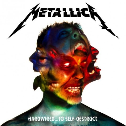 metallica hardwired cd