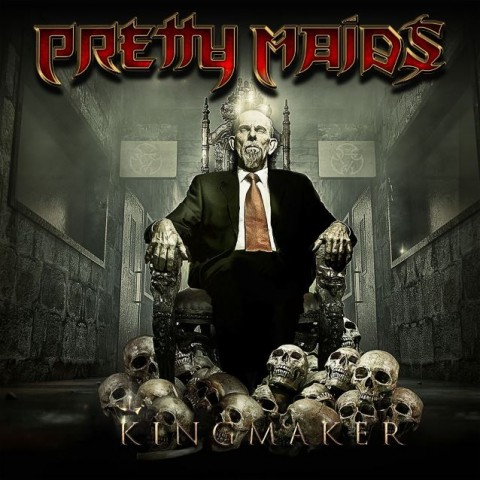 pretty maids kingmakercd