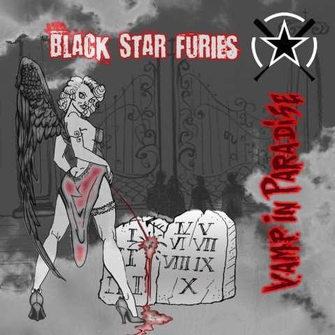 Black Star Furies - Vamp In Paradise