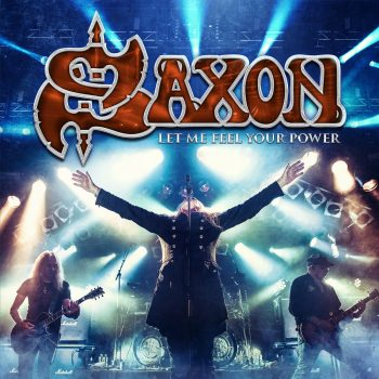 Saxon-Live-Album-Cover