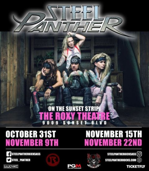 steel-panther-roxy-theatre