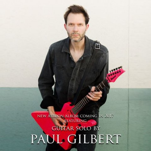 ayreon-paul-gilbert