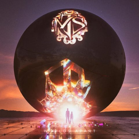Make Them Suffer Worlds Apart Cover Album 2017