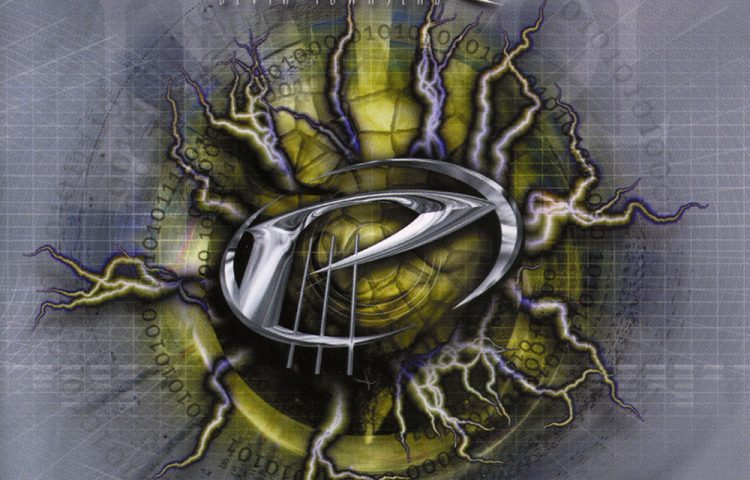 Devin Townsend Physicist Cover Album 2010
