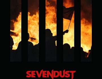 Sevendust All I See Is War Cover Album 2018