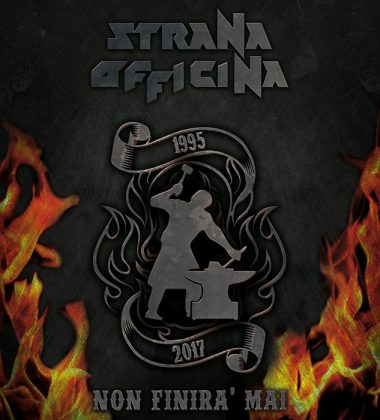 Strana Officina Non Finira Mai Cover Album