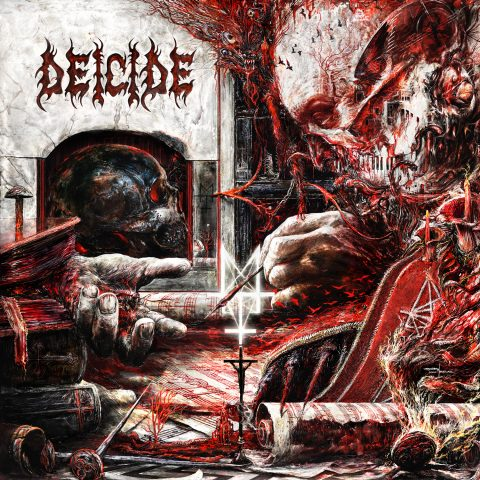 Deicide - Overtures Of Blasphemy 2018 Cover Album