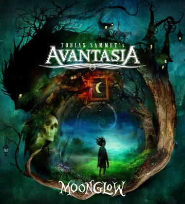 Avantasia Moonglow Cover Album 2019
