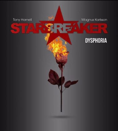 starbreaker dysphoria cover album 2019