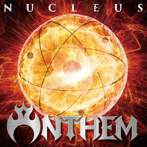 anthem nucleus cover album 2019