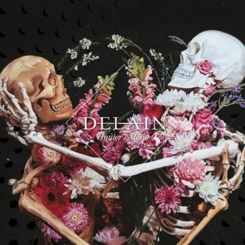 Delain Hunter's Moon cover album 2019
