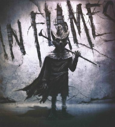 In Flames I, The Mask cover album 2019