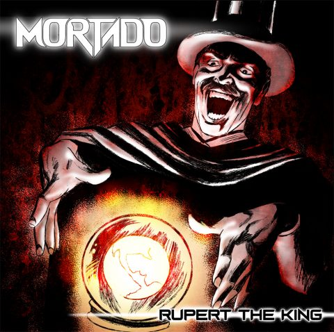 Mortado Rupert The King Cover Album 2019