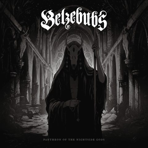 Belzebubs Pantheon of the Nightside Gods Cover Album 2019