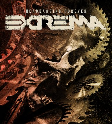Extrema Headbanging Forever Cover Album 2019