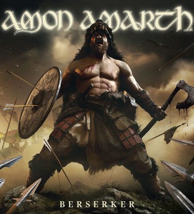 Amon Amarth Berserker Cover Album 2019