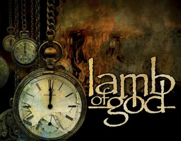 Lamb Of God - Lamb Of God, copertina