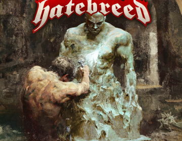 hatebreed weight of false self cover album 2020