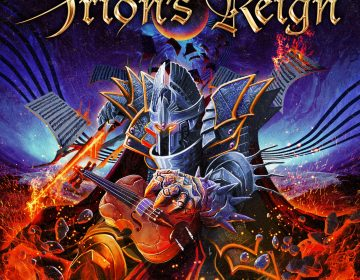 Orion s Reign Scores of War album 2021